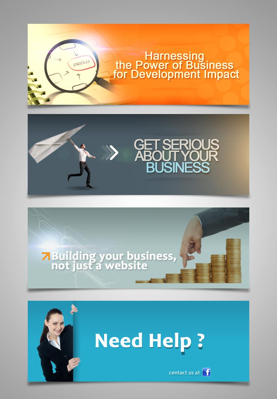 Bài tham dự cuộc thi #                                        15                                      cho                                         Design a Banner for a website that does business and management coaching