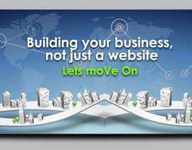 #38 para Design a Banner for a website that does business and management coaching por Artimization