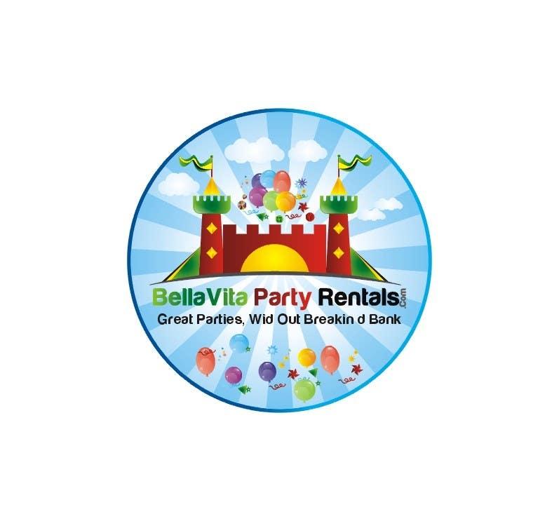 Bài tham dự cuộc thi #29 cho Design a Logo for Jamaican Party Rental Business