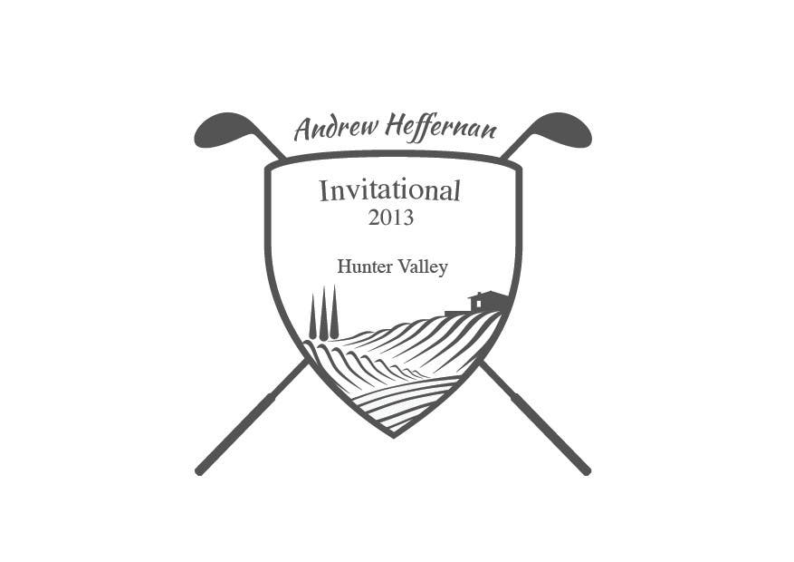 #42 for Design an Icon for a T-Shirt for a Golf weekend by elenigv