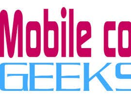 #57 for Design a Logo for mobile computer geeks af adityajoshi37