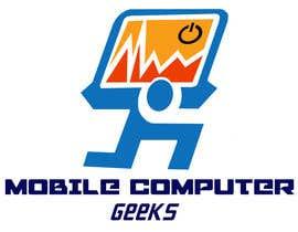 #42 untuk Design a Logo for mobile computer geeks oleh kelum02