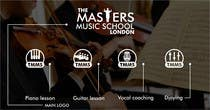 Graphic Design Contest Entry #37 for Develop a Corporate Identity for a Music School