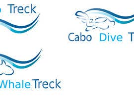 #24 para Design a Logo for Cabo Trek | Whale watching and more por lilybak