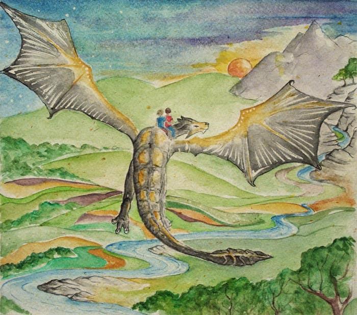 Bài tham dự cuộc thi #67 cho Create an Illustration for a book cover