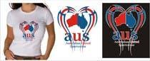 Graphic Design Konkurrenceindlæg #39 for T-shirt Design for Australian United Sportswear