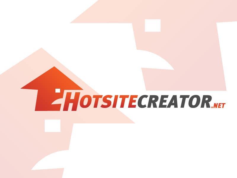 Bài tham dự cuộc thi #                                        8                                      cho                                         Logo for Hotsite creator web service