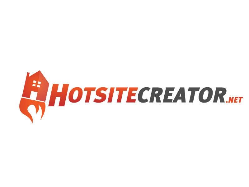 Bài tham dự cuộc thi #                                        14                                      cho                                         Logo for Hotsite creator web service