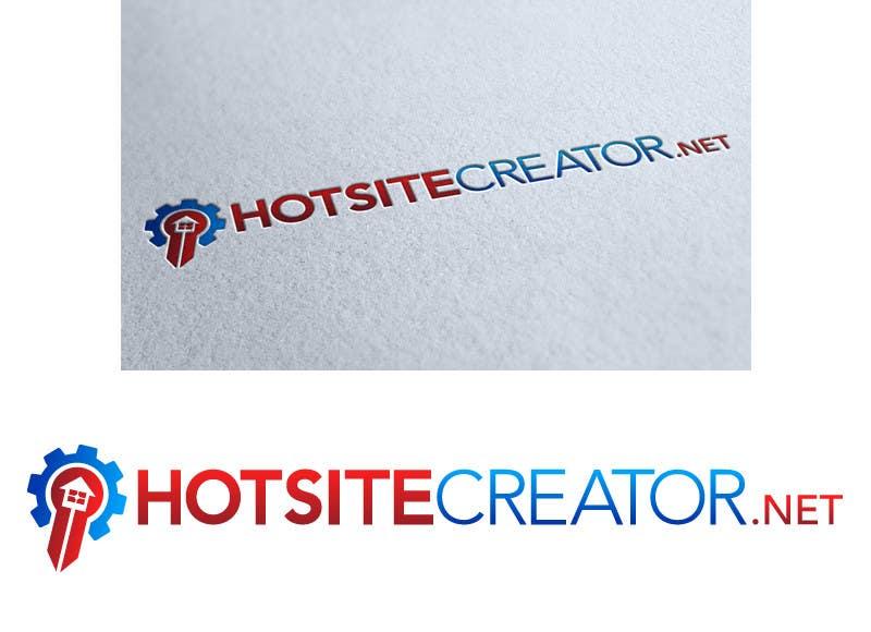 Bài tham dự cuộc thi #                                        16                                      cho                                         Logo for Hotsite creator web service