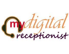 nº 4 pour Design a Logo for A Digital Receptionist Website ASAP! par junjun77