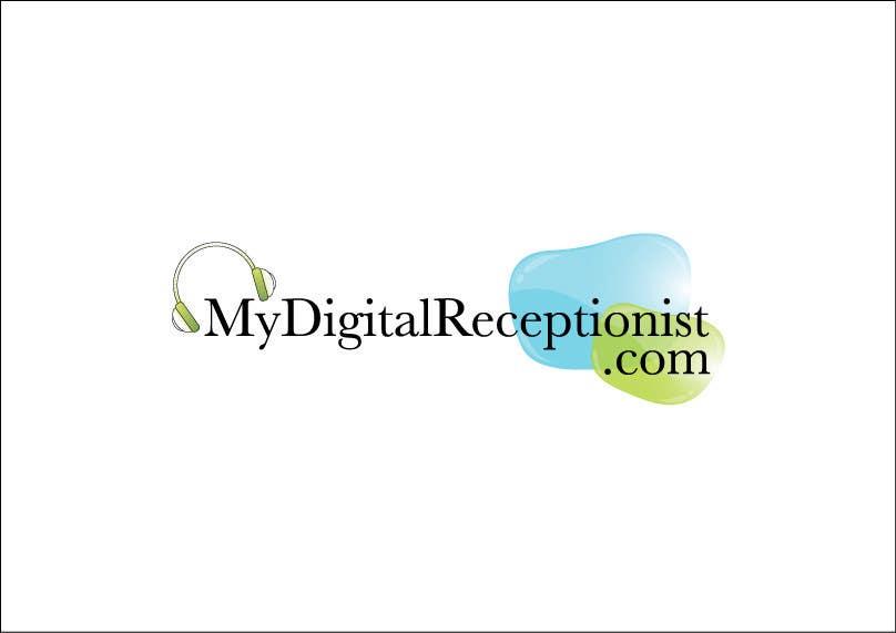 Penyertaan Peraduan #16 untuk Design a Logo for A Digital Receptionist Website ASAP!