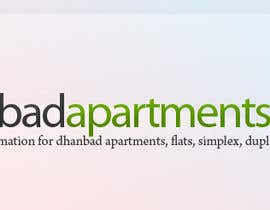 #31 untuk Design a Banner for DhanbadApartments.com oleh RsSofts
