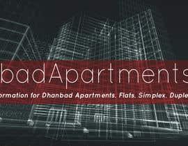 #8 untuk Design a Banner for DhanbadApartments.com oleh abhijeet2405