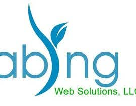 #108 para Logo Design for Abing Web Solutions, LLC por sawasal
