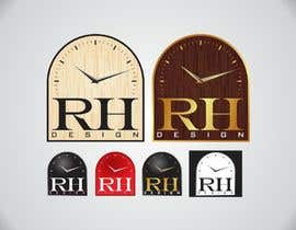 #10 para Design eines Logos for RH DESIGN por Fernandes1119