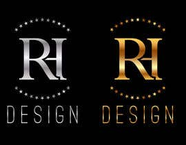 #26 para Design eines Logos for RH DESIGN por CreativeHands1