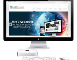#27 para Design for a Marketing / Consulting website por geniedesignssl