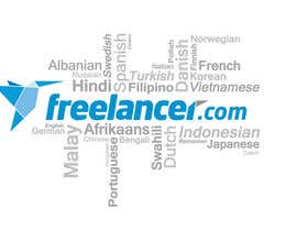 #3 for Visually represent the 30 Freelancer.com languages af Zveki