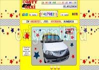 Website Design Inscrição do Concurso Nº1 para Convert a two-sided business card into a single page Website