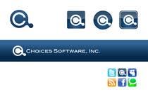 Graphic Design Konkurrenceindlæg #365 for Logo Design for Choices Software, Inc.