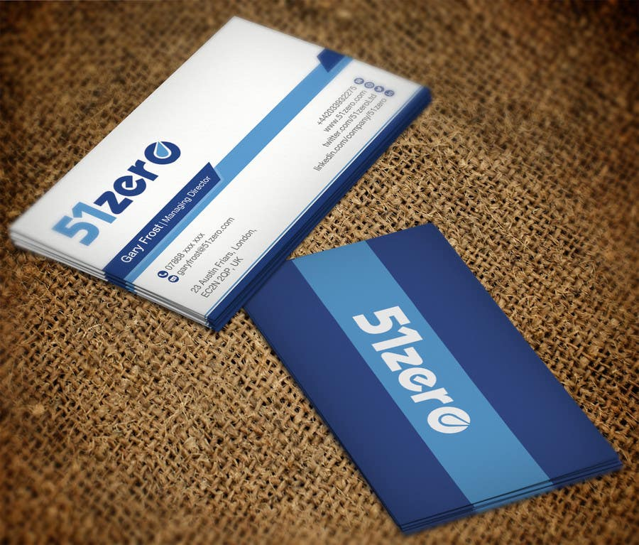 Entry #96 by webixbd for Big Data consultancy needs Business cards ...