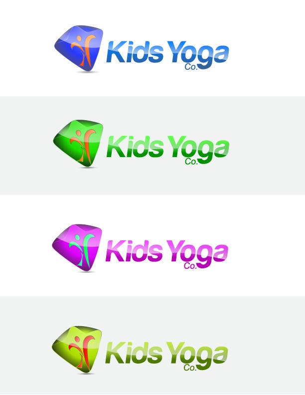 Konkurrenceindlæg #46 for Design a Logo for Kids Yoga using your creativity