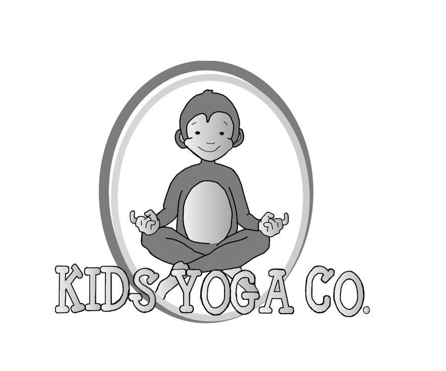 Konkurrenceindlæg #50 for Design a Logo for Kids Yoga using your creativity