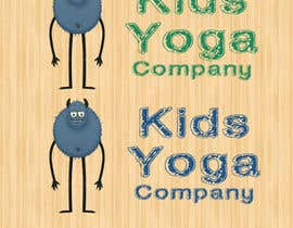 nº 72 pour Design a Logo for Kids Yoga using your creativity par zonisto
