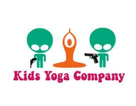 #36 para Design a Logo for Kids Yoga using your creativity por undeadreyiz