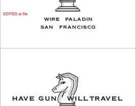 Have gun will travel business card part 2 freelancer 20 quothave gun will travelquot business card part colourmoves