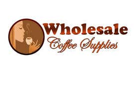 #42 para Design a Logo for a Wholesale Coffee Supplies business por Inbook