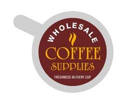 #13 para Design a Logo for a Wholesale Coffee Supplies business por pavan2000