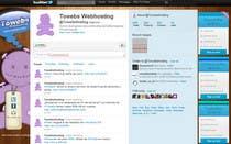 Graphic Design Kilpailutyö #5 kilpailuun Twitter Background for towebs.com