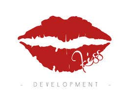 nº 75 pour Design a Logo for Kiss Development par Azja
