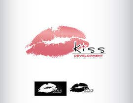 nº 62 pour Design a Logo for Kiss Development par GeorgeOrf