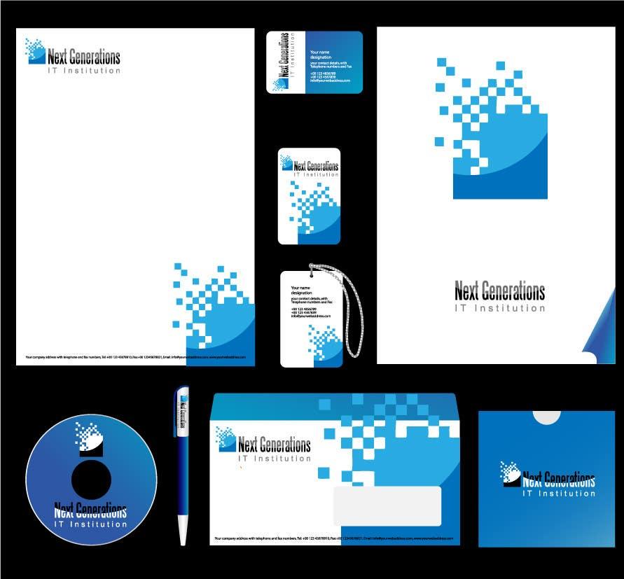 Inscrição nº 21 do Concurso para Design a Logo for IT institution