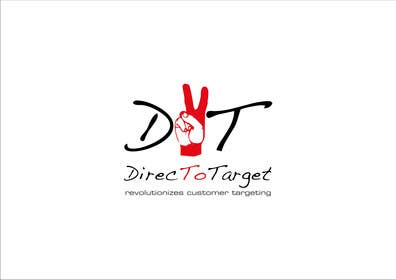#17 for Design a Logo for DirecToTarget by quadromobile