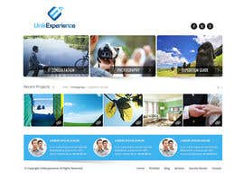 #26 for Design a Website for Unik Experience. by Pavithranmm