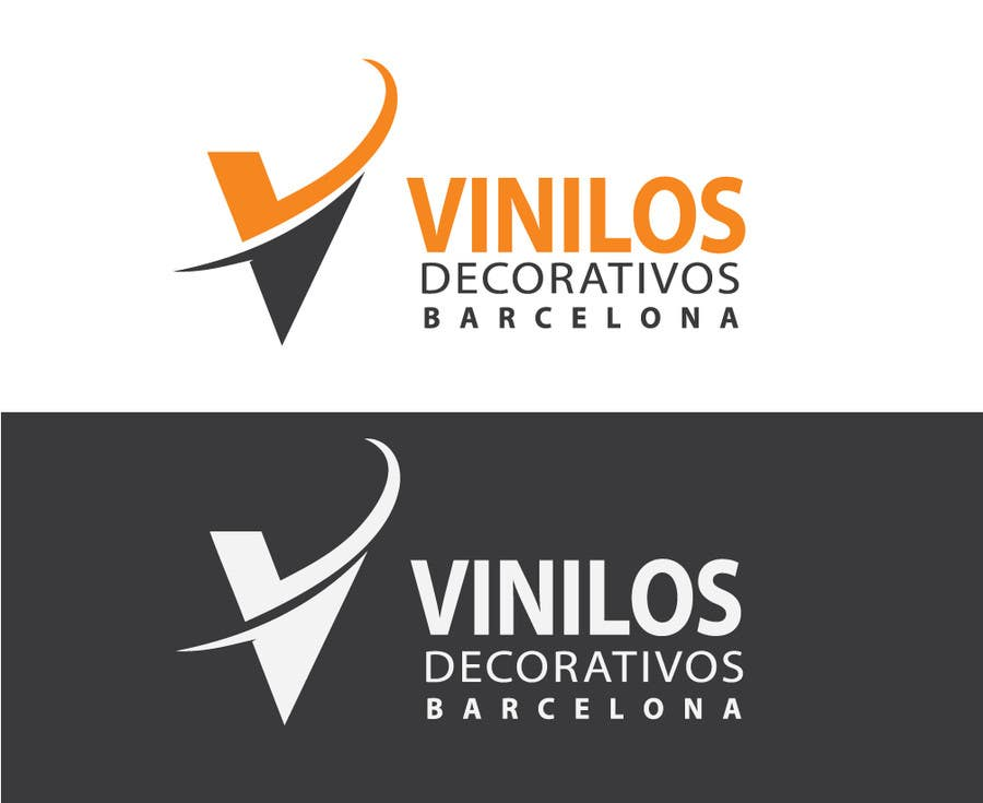 #37 for Design a Logo for a decorative vinyl web by ccet26