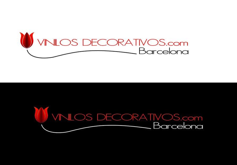 #19 for Design a Logo for a decorative vinyl web by november26