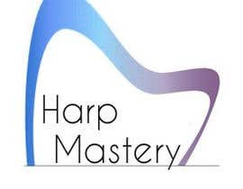 flashbogdan tarafından Design a Logo for Harp Music Coaching için no 3