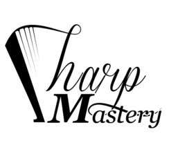 nº 11 pour Design a Logo for Harp Music Coaching par bbngno
