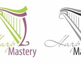 nº 5 pour Design a Logo for Harp Music Coaching par gmartins27