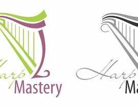Nro 5 kilpailuun Design a Logo for Harp Music Coaching käyttäjältä gmartins27