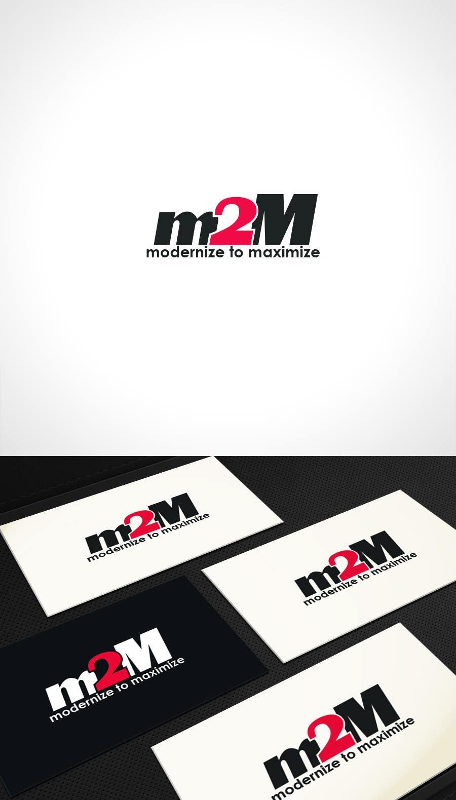 Konkurrenceindlæg #29 for Design a Logo for Modernize 2 Maximize