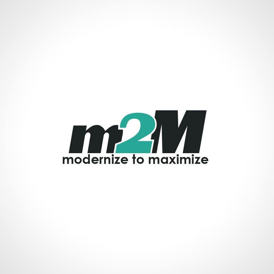 Kilpailutyö #32 kilpailussa Design a Logo for Modernize 2 Maximize