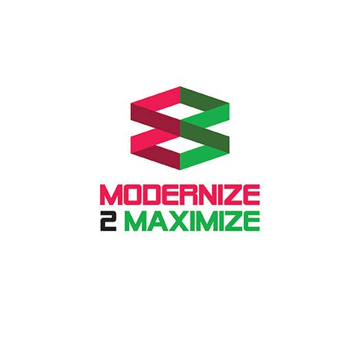 Konkurrenceindlæg #3 for Design a Logo for Modernize 2 Maximize