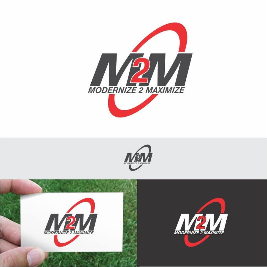 Kilpailutyö #41 kilpailussa Design a Logo for Modernize 2 Maximize