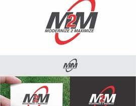 Nro 41 kilpailuun Design a Logo for Modernize 2 Maximize käyttäjältä golekfulus