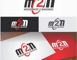 #43 for Design a Logo for Modernize 2 Maximize af golekfulus
